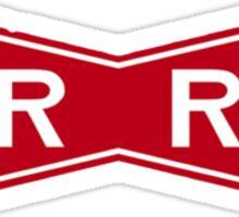 RR Army . Sticker