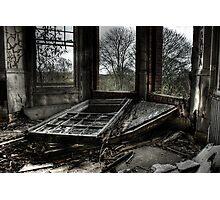Fallen Frame Photographic Print