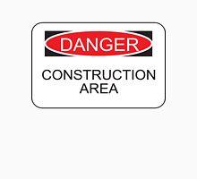 Construction Area T-Shirt