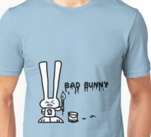 Bad Bunny - Paint Unisex T-Shirt