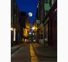 The Shambles at night, York, England Unisex T-Shirt