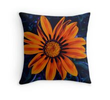 Gazania  Throw Pillow