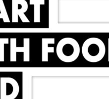 Fat Love Sticker