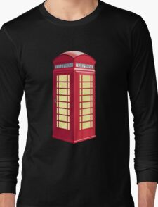Telephone Long Sleeve T-Shirt