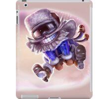 Olaf & Ziggs  iPad Case/Skin
