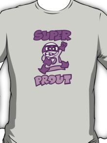 super prout cartoon rigolo T-Shirt