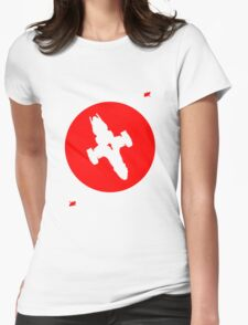 When Your Miracle Gets Here... Womens Fitted T-Shirt