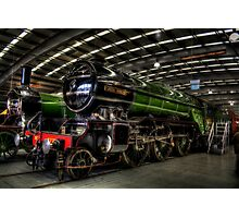 LNER Class V2 4771 Green Arrow Photographic Print