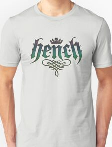 Hench Records T-Shirt