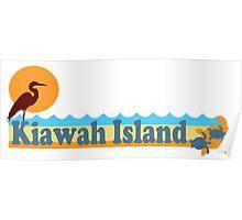 Kiawah Island - South Carolina. Poster