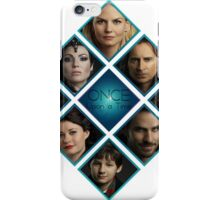 Once Upon a Time Design iPhone Case/Skin