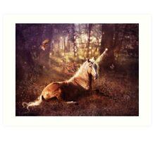 Ancients Series: The Unicorn Art Print