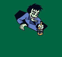 funny drunk zombi alcool bachelor Unisex T-Shirt