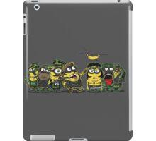 Meat Grinder Platoon iPad Case/Skin