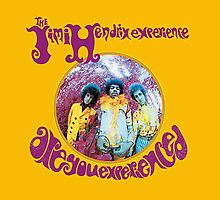the jimi hendrix experience by ghostship