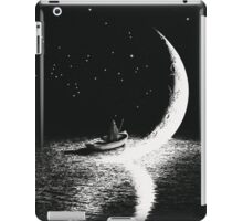 Arrival At Moonlight iPad Case/Skin