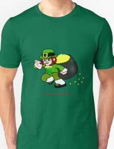 Pixel Leprechaun T-Shirt