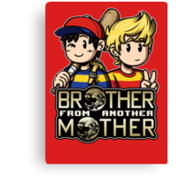 Another MOTHER - Ness & Lucas Canvas Print