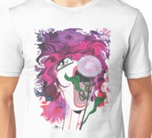 Sadness in a Little Girl's Eyes of Ode Sa'ad Unisex T-Shirt