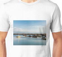 Boats and Wrecks (Île de Noirmoutiers -  Vendée, France) bis Unisex T-Shirt