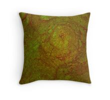 A Forest Tale Throw Pillow