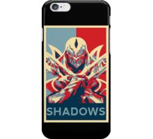 Zed - League of Legends - Master of Shadows iPhone Case/Skin