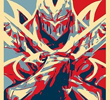 Zed - League of Legends - Master of Shadows by Stokha