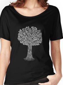 The White Tree Women's Relaxed Fit T-Shirt