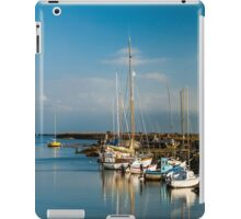 Boats (Île de Noirmoutiers - Vendée, France) iPad Case/Skin