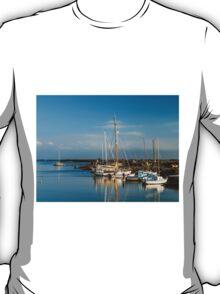 Boats (Île de Noirmoutiers - Vendée, France) T-Shirt