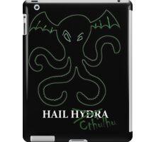 Hail Cthulhu! iPad Case/Skin