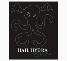 Hail Cthulhu! Kids Clothes
