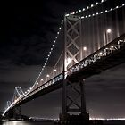 Oakland Bay Bridge by designer-x