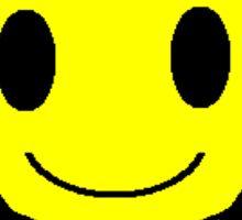 Super Smile. Sticker