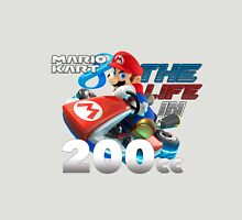 MK8 : The Life In 200cc / Mario Unisex T-Shirt
