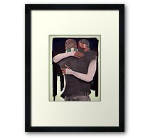 What are you drawing Ryan 184 Framed Print