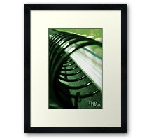 ABC Travel Framed Print