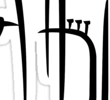 Tuba Sticker