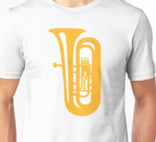 Golden Tuba Unisex T-Shirt