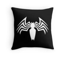 Spider-man Venom Throw Pillow