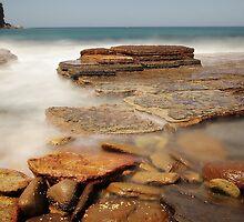 Avalon Beach by Darren Post