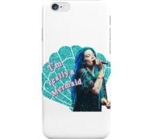Halsey I'm Really A Mermaid iPhone Case/Skin