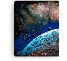 Iceroids Canvas Print