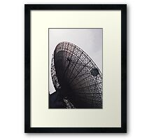 THE DISH - PARKES New South Wales Framed Print