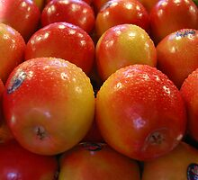 Gala Apples by Tori Snow