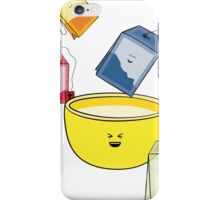 Tea party! iPhone Case/Skin