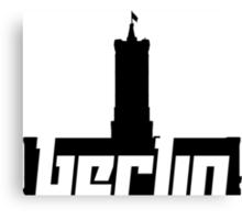 Berlin 2 Canvas Print