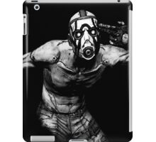Borderlands - Psycho Black and White (2) iPad Case/Skin