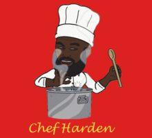 Chef Harden by tunejunkies