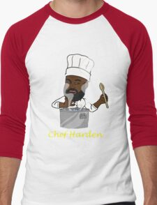 Chef Harden Men's Baseball ¾ T-Shirt